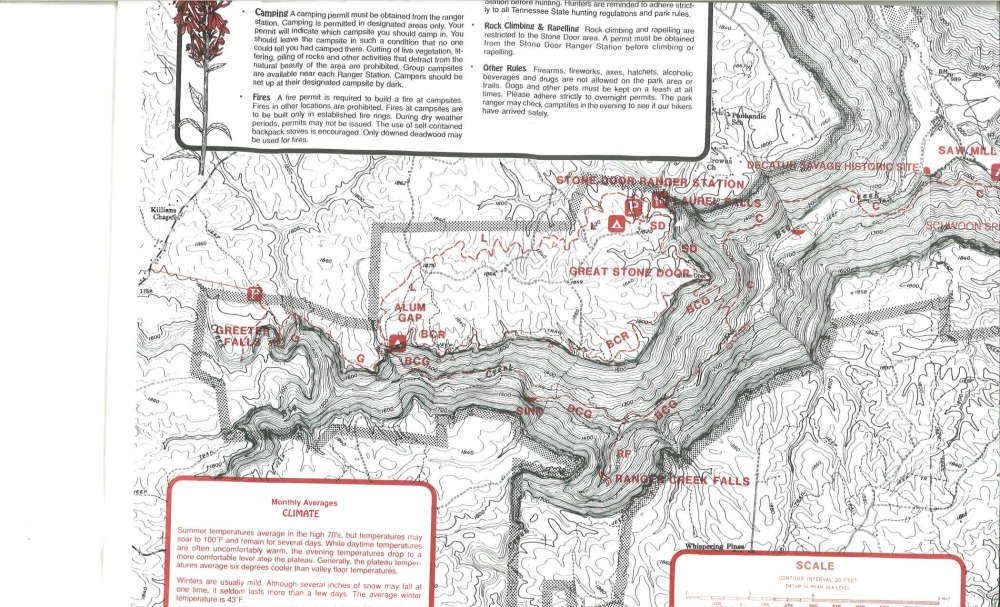 Sewanee Water | Water and People on the Cumberland Plateau | Page 2